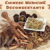 Traditional Chinese Medicine Decongestants