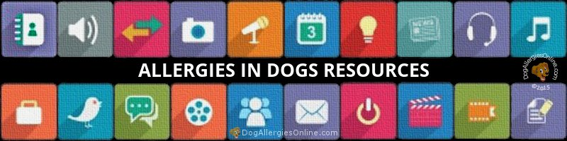Allergies in Dogs Resources