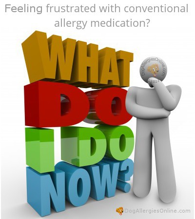 Frustrated with Conventional Allergy Treatment