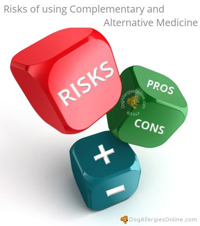 Risks of Using Complementary and Alternative Medicine CAM